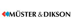 logo muster & dikson
